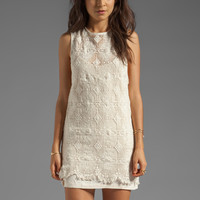 Spell & The Gypsy Collective Lola Dress in Cream