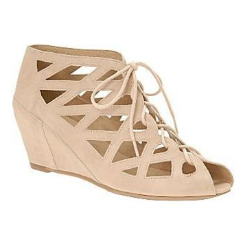 Call It Spring Donna Lace Up Wedge From Jcpenney
