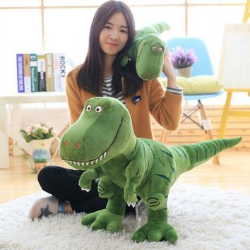 New arrive Dinosaur plush toys hobbies cartoon Tyrannosaurus stuffed toy dolls for children boys baby Birthday Christmas gift