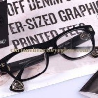 Chrome Hearts Drilled Eyeglasses Frame Black [Chrome Hearts Drilled Eyeglasses] - $202.99 : Chrome hearts online shop:chrome hearts jewelry 2012 collection!