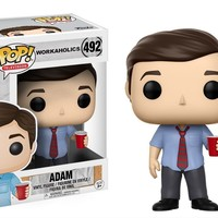 Funko Pop Television Workaholics Adam 492 14053