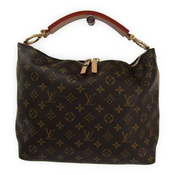 Louis Vuitton Monogram Sully PM M40586 Women's Shoulder Bag Monogram BF314991