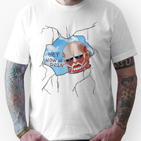 Attack on Unisex T-Shirt