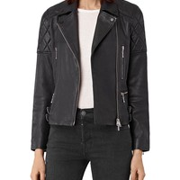 ALLSAINTSArmstead Leather Biker Jacket