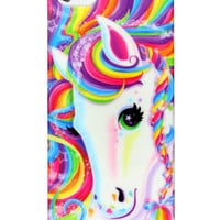 RAINBOW PONY IPHONE CASE