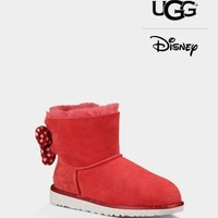 UGG Boots W SWEETIE BOW 1013391 Red Color US5-US10
