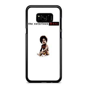 The Notorious Biggie Samsung Galaxy S8 Plus Case