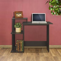 Black Home Office Computer Desk Great For Student