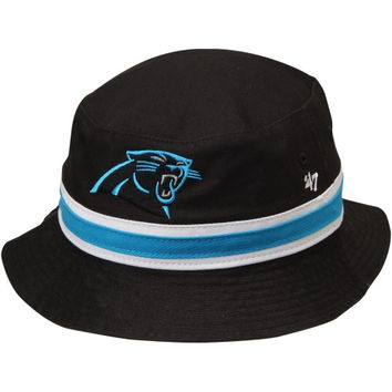 7742c459ce0 47 Brand Carolina Panthers Bucket Hat - Black