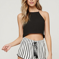 House of Harlow Easy Fringe Shorts at PacSun.com
