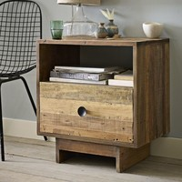 Emmerson Nightstand - Reclaimed Pine