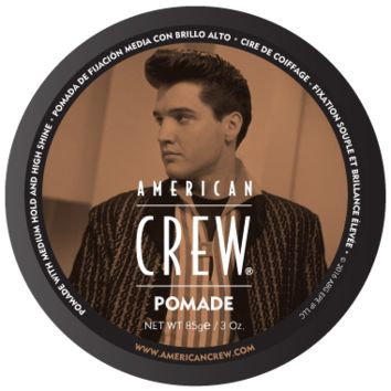 American Crew - Pomade- Barber Supplies