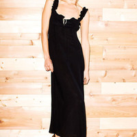 Stone Cold Fox || Brooks Gown in black