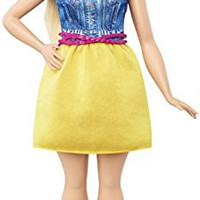 Barbie Fashionistas Doll 22 Chambray Chic - Curvy