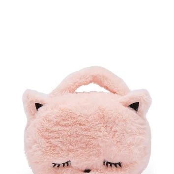 Sleeping Cat Makeup Bag