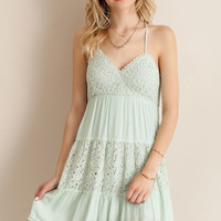 Tess Lace Sun Dress