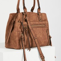 Free People Jordanna Vegan Satchel