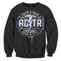 A Day To Remember: Hopes Up High Crew Neck Sweatshirt