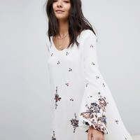Free People Oxford Embroidered Dress at asos.com