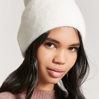 Brushed Knit Beanie