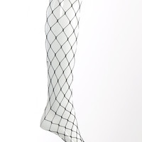 Rebel Fishnet Stocking
