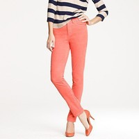 Women's new arrivals - pants - High-waisted skinny cord - J.Crew