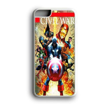 Black Friday Offer Iron Man Captain America Wolverine iPhone Case & Samsung Case