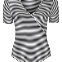 Stripe Wrap Body - New In This Week - New In