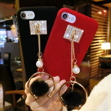 Faux Fur Luxury Phone Case
