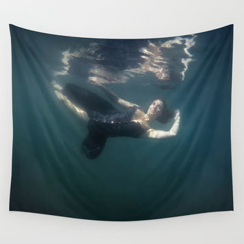 Lucid State Wall Tapestry by Nicklas Gustafsson
