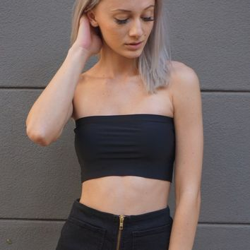 Elastic Tube Top
