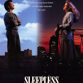 Sleepless in Seattle 11x17 Movie Poster (1993)