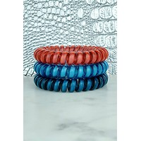 Hotline Hairties- High Dive Reflective Set