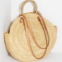 Belize Straw Tote