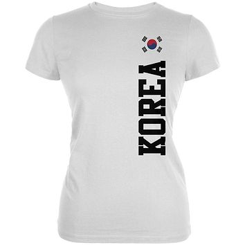 World Cup Korea Juniors Soft T Shirt