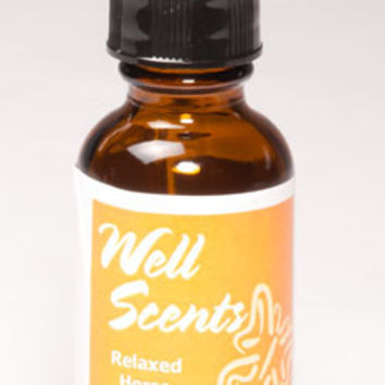 WellScents Relaxed Horse Essential Oil