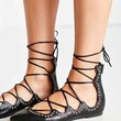 Jeffrey Campbell Prudence Flat - Urban Outfitters