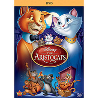Disney The Aristocats DVD | Disney Store
