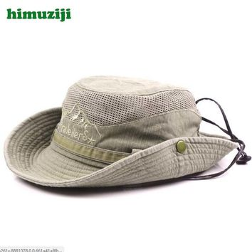 Classic US Combat Army Style Gi Boonie Bush Jungle Hat Sun Fishing Cap Men Women's Cotton Ripstop Outdoor Military Bucket Hat