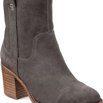 Sperry Top-Sider Helena Pull-On Bootie Graphite, Size 5M  Women's Shoes