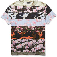 GIVENCHY MIXED PRINT T-SHIRT AUTHENTIC - A Very Based You