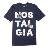 Nostalgia Tee (Dress Blue) – Play Cloths