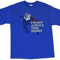 I'm Not Always This Nerdy - Superman - DC Comics T-shirt