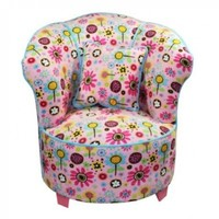 Newco Kids Tulip Chair, Back to School Pink