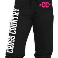 Juniors Cross Country Capri Sweats S-L