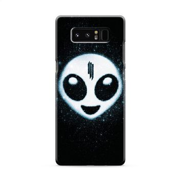 Skrillex Alien Emoji Samsung Galaxy Note 8 Case