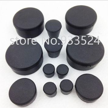 Motorcycle Parts Fairing Frame Plugs for Suzuki 2007 2008 GSXR 1000 GSX-R1000 BLACK