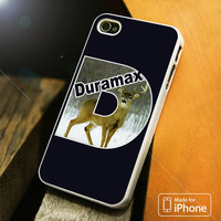 Duramax Logo iPhone 4S/5S/5C/SE/6S Plus Case
