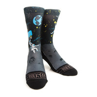 Rock Em Elite Originals Zero-G's Crew Socks