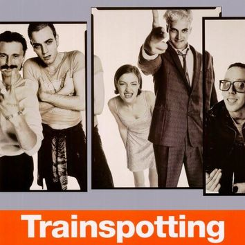 Trainspotting 27x40 Movie Poster (1996)